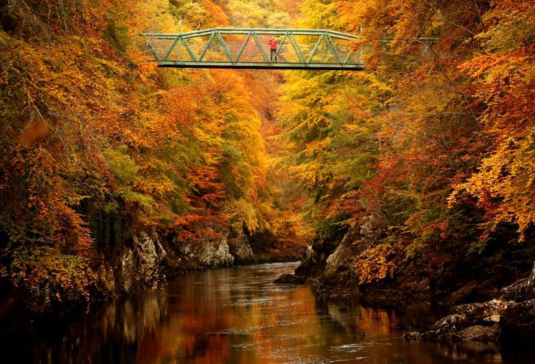স্কটল্যান্ডের একটি নদী